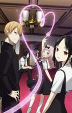 Kaguya Sama:Love is War x Liar!M!Reader by NagitoKomaeda6