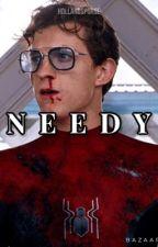 needy   peter parker [1] by hollandspurse
