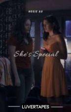 SHE'S SPECIAL ▹ hosie by -DARLlNG