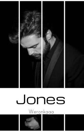 Jones by Weronkaaa