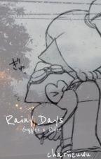 rainy days - goggles x rider by chariieuwu