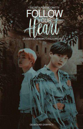 윤민; [Follow your heart...] → y.m  by mysverse