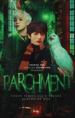 Parchment by kimik182