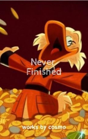 Ducktales : Never Finished by cosmo-vix
