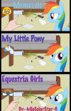 🤣🦄 Memes de My Little Pony Equestria Girls 🦄🤣 cover