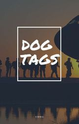 Dog Tags by Itswooolf