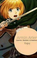 Armin Headcannons and Senerios 😇 by SingleLePringle