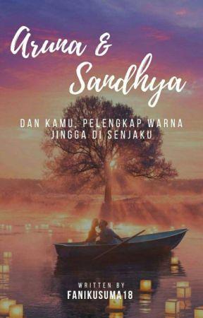 Aruna & Sandhya by fanikusuma18