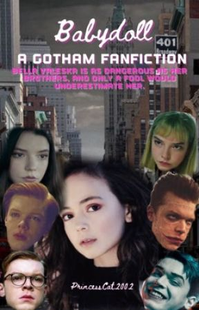 Babydoll :A Gotham fanfic by PrincessCat2002