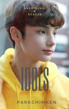Idols | Huening Kai x Reader by parkchimken