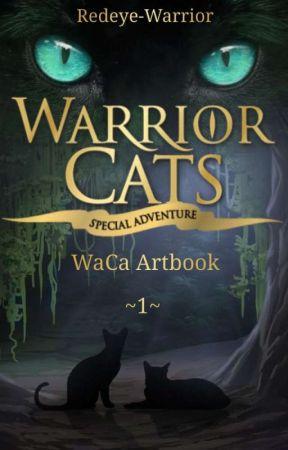 Warrior cats Art & Animationbook  by Redeye-Warrior