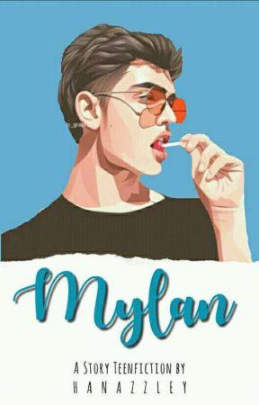 [GHS#1] Mylan by hanazzley