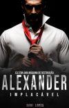 Alexander: Implacável | Livro Único cover