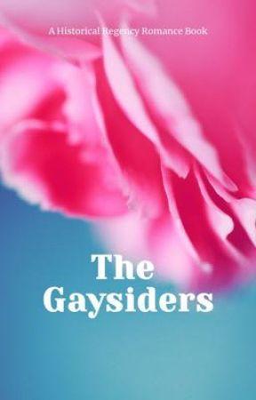 The Gaysiders by SavannaBelgarde