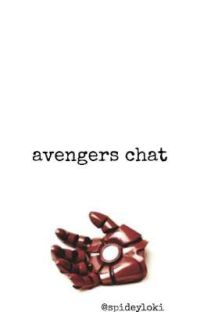 avengers chat cover