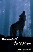 Werewolf Fullmoon by maria_antonina