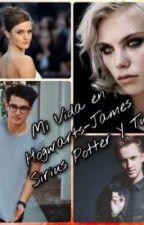 Mi Vida En Hogwarts-James Sirius II y Tu by Blair009