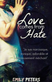 Love comes from Hate cover