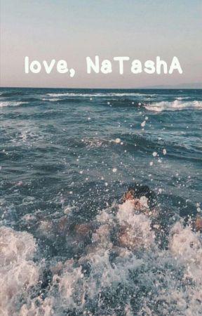 love, NaTashA by natashaisapenguin