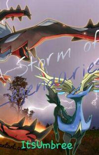 A Storm of Legendaries cover