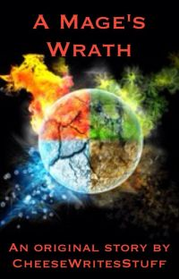 A Mage's Wrath cover