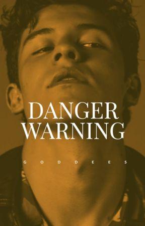 DANGER WARNING ;; by Goddees