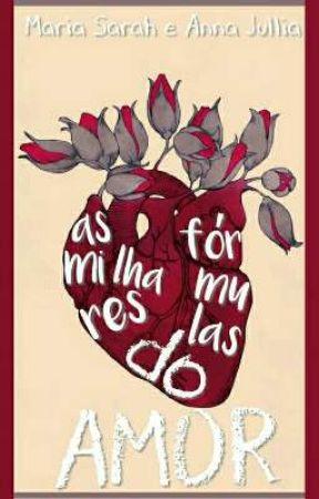 As milhares fórmulas do amor by MariaStyHepburn