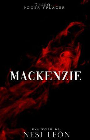 ©️ Mackenzie [✓] by AgnesLex