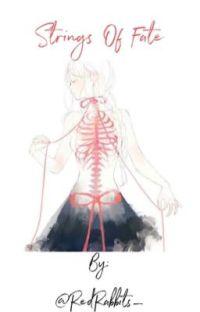 Strings of fate (Dazai osamu x OC) cover