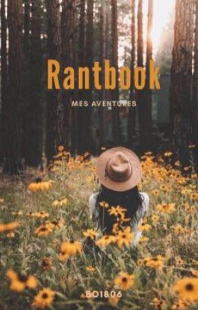 Rantbook by Bo1806