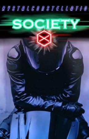 Society X by CrystalConstellation