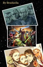 Hilarious Texts And Tales Of The Clone Wars by Braidzella