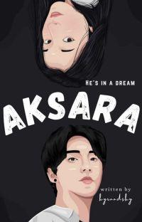 AKSARA-he's in a dream cover