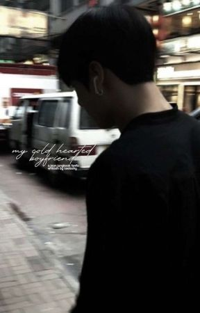 My Cold Hearted Boyfriend    JJK  by taeisshy