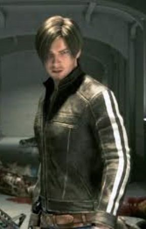 Leon Kennedy One Shot Book by SleepyGal_40