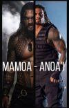 Mamoa-Anoa'i | ROMAN REIGNS/JASON MAMOA | cover