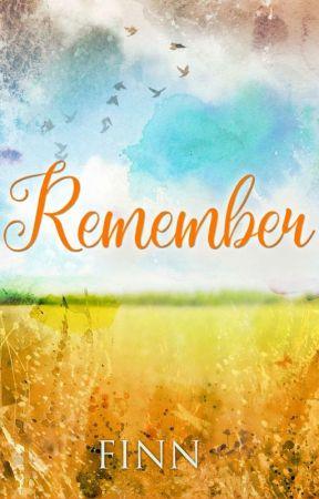 Remember by BoxForAFox