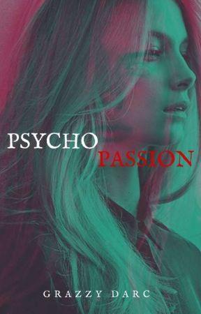 PSYCHOPASSION - livro 1 (Romance Lésbico) by GrazzyDarc
