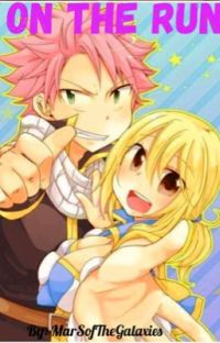 On the run [Completed] (Fairy Tail Fanfic) NaLu cover