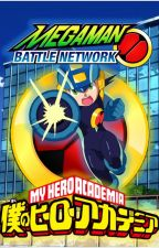 Megaman el unico heroe by JoestarGhoulZ