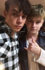 Roadtrip and Mikey Cobban oneshots bxb  by Brookysbae