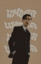 UMBRA ━ NUMBER FIVE by GHSTBUR