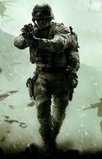 Overwatch Mercy x Male! Reader : A Modern Warfare mashup by SilverAsian711
