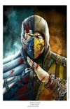ice within fire (mortal kombat male x reader) cover
