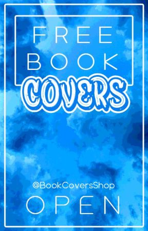 Free Book Covers Open by BookCoversShop