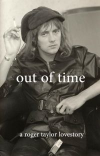 Out Of Time  ➳ Roger Taylor [Completed] cover