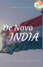 De Novo India by PoetsPubIndia