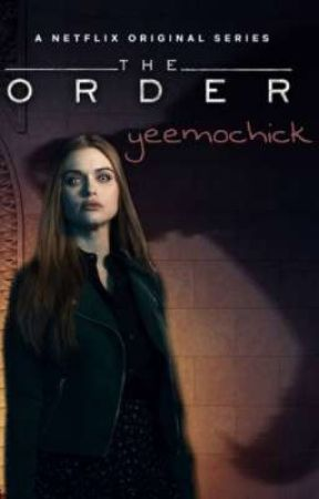 Scarlett Warrior [Randall Carpio ; The Order (Netflix)] by yeemochick