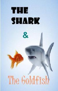 The Shark and the Goldfish cover
