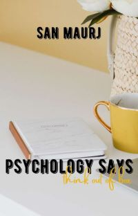 psychology says cover